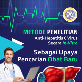 Metode Penelitian Anti-Hepatitis C Virus Secara In-Vitro Sebagai Upaya Pencarian Obat Baru