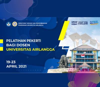 PEKERTI Dosen Universitas Airlangga 2021