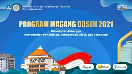 Program Magang Dosen Kemdikbud Ristek 2021
