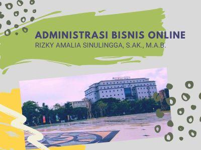 Administrasi Bisnis Online
