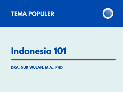 Indonesia 101