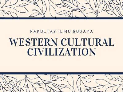 Western Cultural Civilization